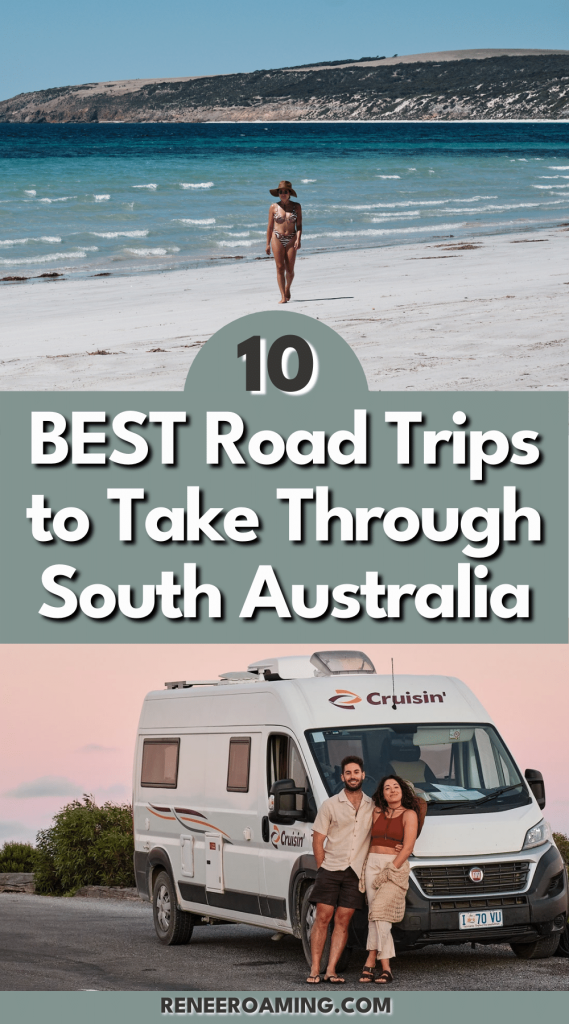 Of all the incredible ways to discover the land down under, none come close to getting behind the wheel and exploring this sunburnt land on epic road trips! With so many options and states to choose from, South Australia road trips are the ultimate way to discover the raw and hidden landscapes of Australia. We've managed to condense the list down to 10 of the most scenic drives in South Australia!