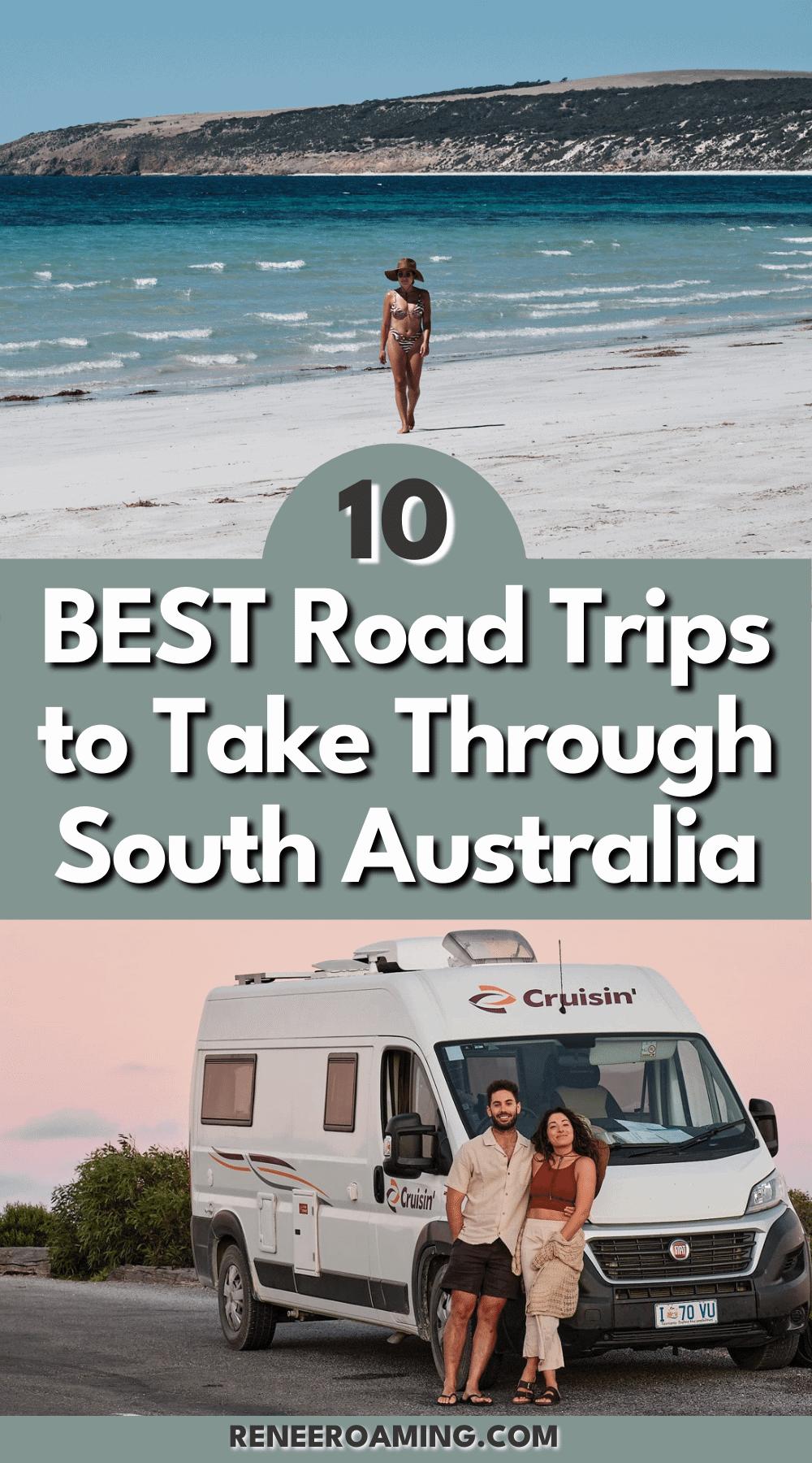 10 Incredible South Australia Road Trips