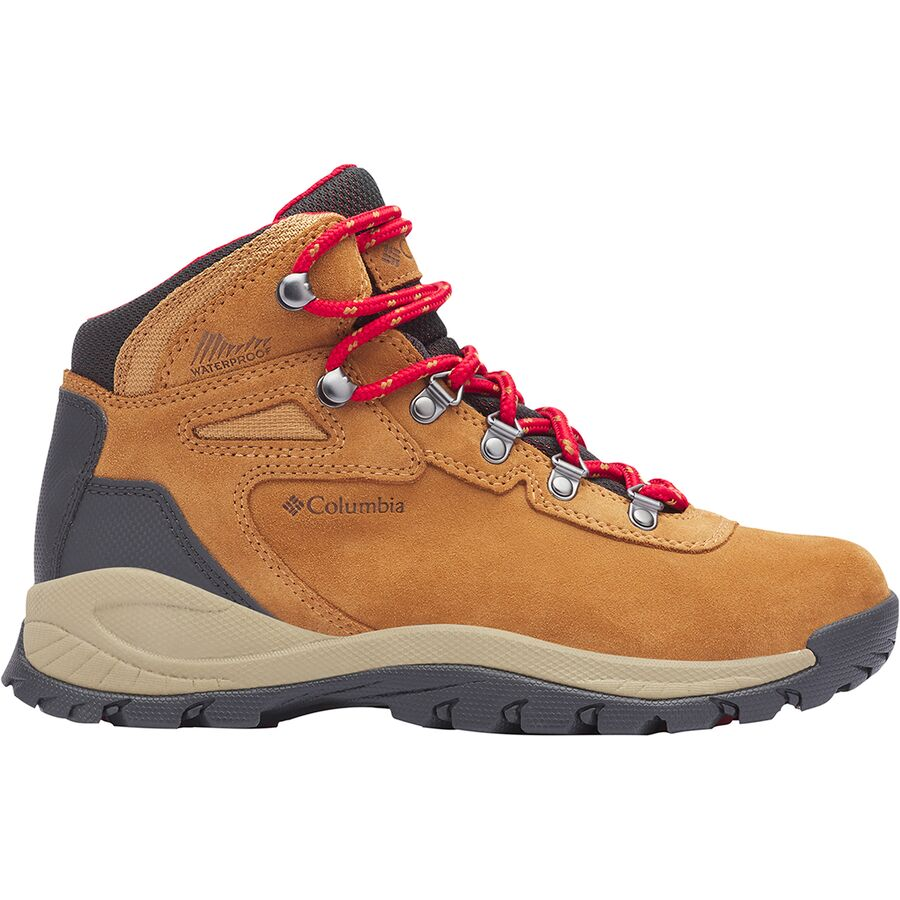 9 Backpacking Mistakes to Avoid - Must Know Beginner Backpacking Tips - Best Hiking Shoes Columbia Newton Ridge