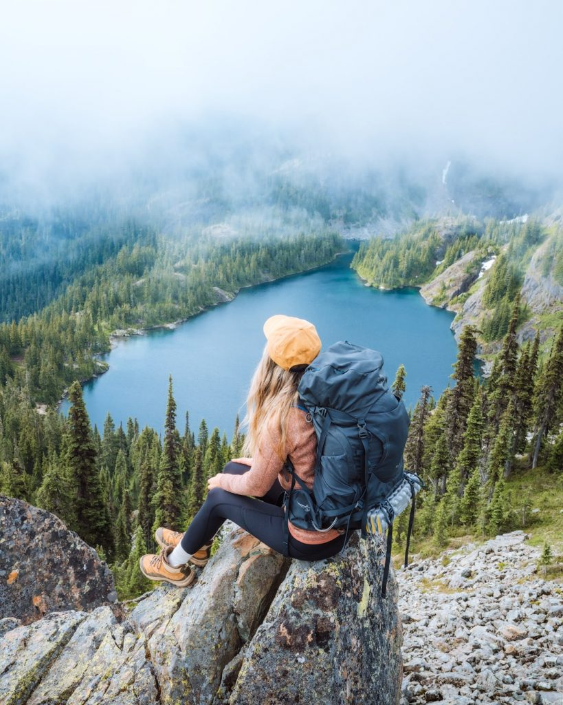 9 Backpacking Mistakes to Avoid - Must Know Beginner Backpacking Tips - Letting Your Gear Get Wet