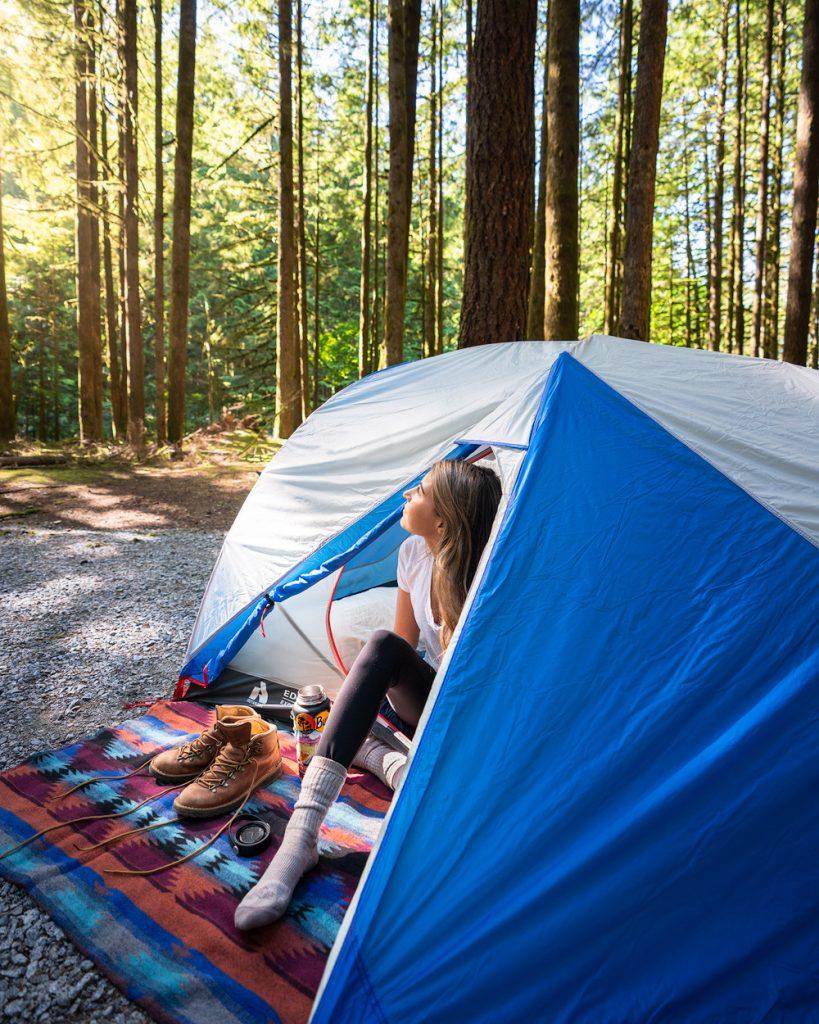 Camping Trip Necessities