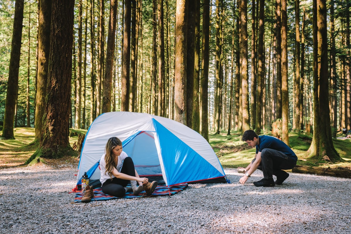 Car Camping Basics - How To Plan Your First Car Camping Trip