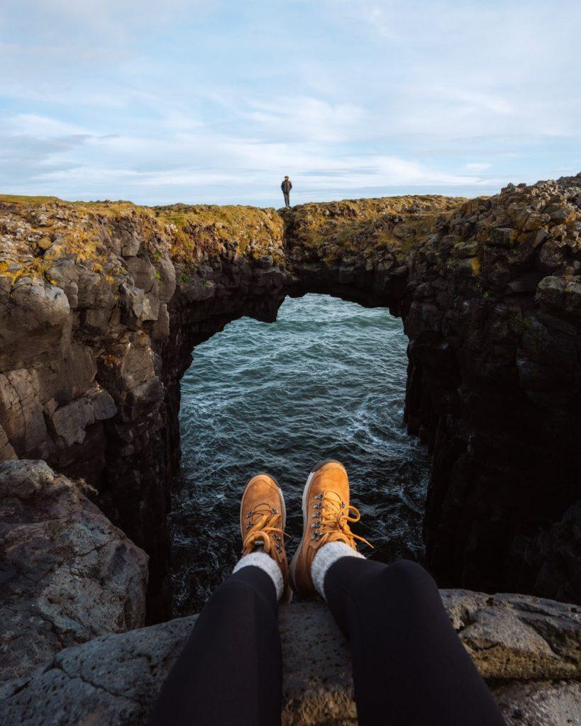 Incredible Iceland Road Trip Itinerary and Planning Guide - Arnarstapi  Sea Bridge