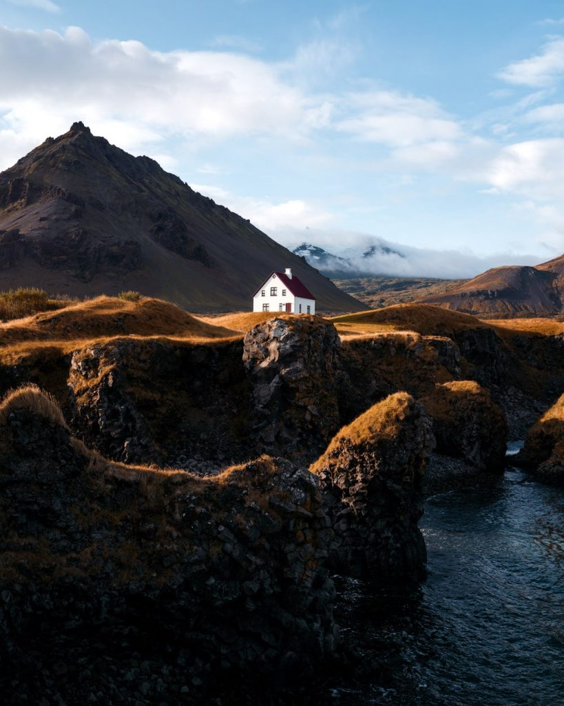 Incredible Iceland Road Trip Itinerary and Planning Guide -Arnarstapi
