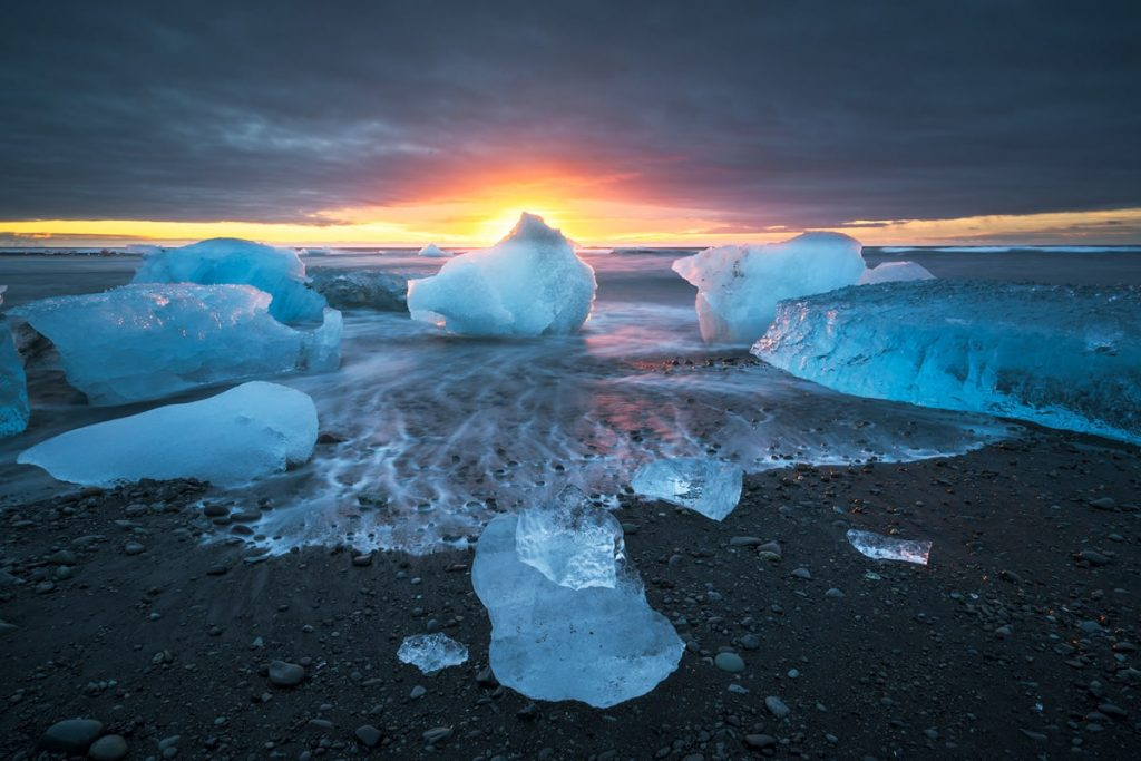 Incredible Iceland Road Trip Itinerary and Planning Guide - Diamond Beach Lodge