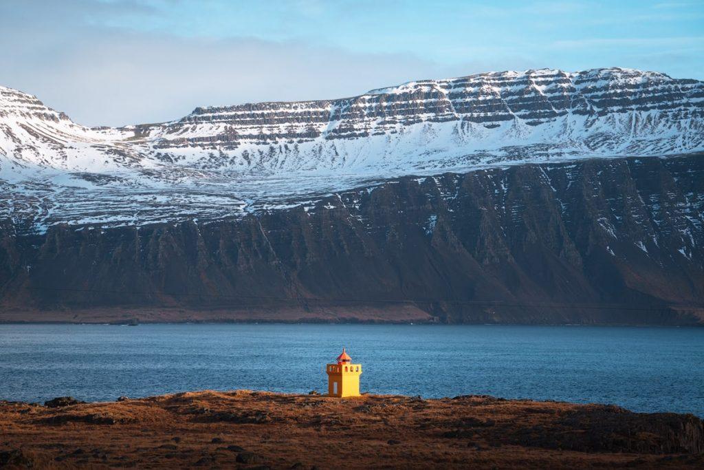 East Fjords Lighthouse