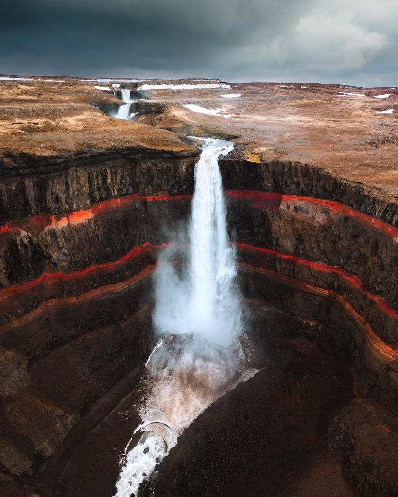 Incredible Iceland Road Trip Itinerary and Planning Guide - Hengifoss