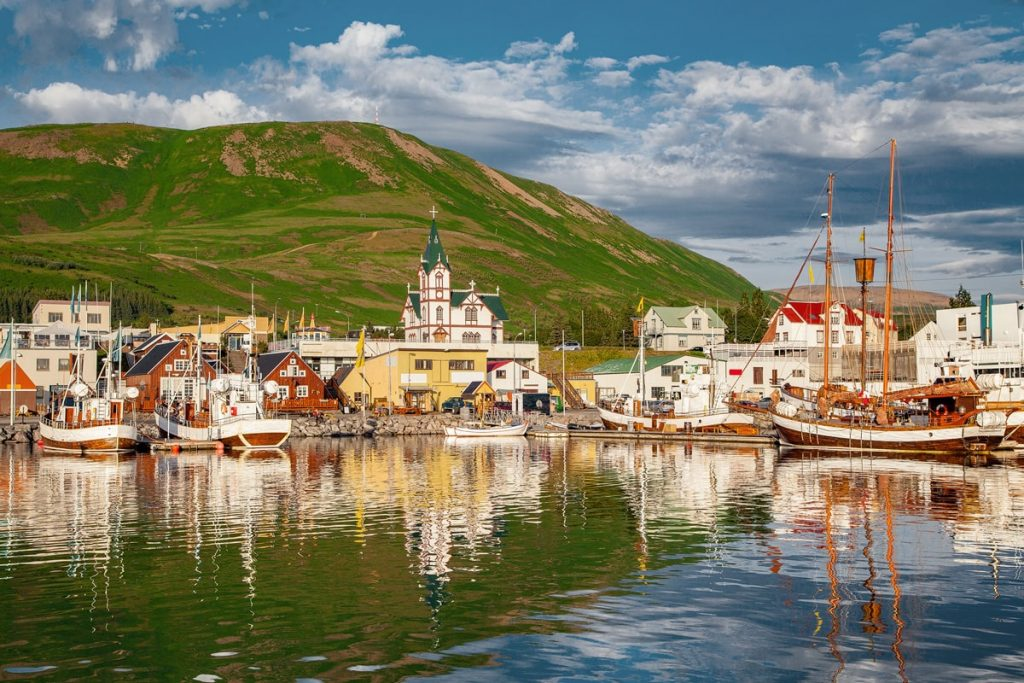 Incredible Iceland Road Trip Itinerary and Planning Guide - Husavik