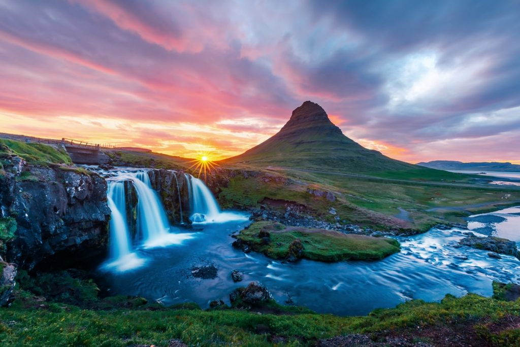 Incredible Iceland Road Trip Itinerary and Planning Guide - Kirkjufellsfoss