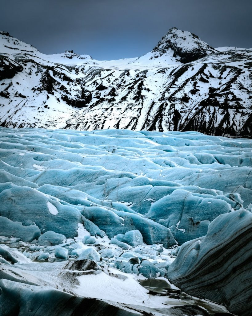 Incredible Iceland Road Trip Itinerary and Planning Guide - Svinafellsjokull