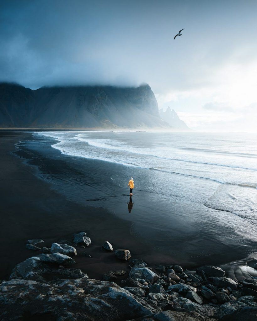 Incredible Iceland Road Trip Itinerary and Planning Guide - Vestrahorn