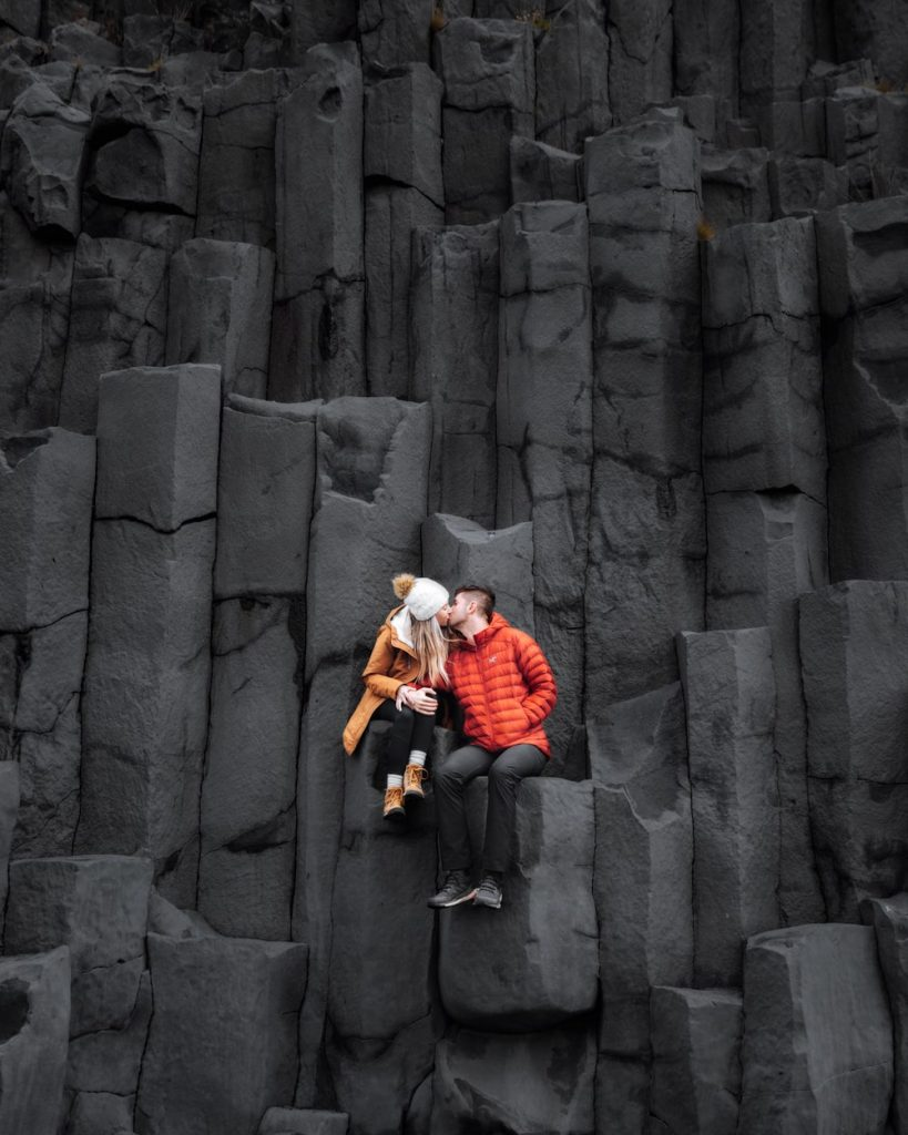 Incredible Iceland Road Trip Itinerary and Planning Guide - Vik Black Sand Beach Reynisfjara