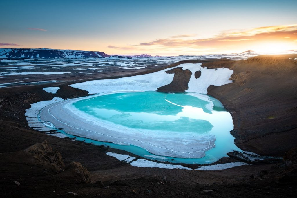 Incredible Iceland Road Trip Itinerary and Planning Guide - Viti Krafla