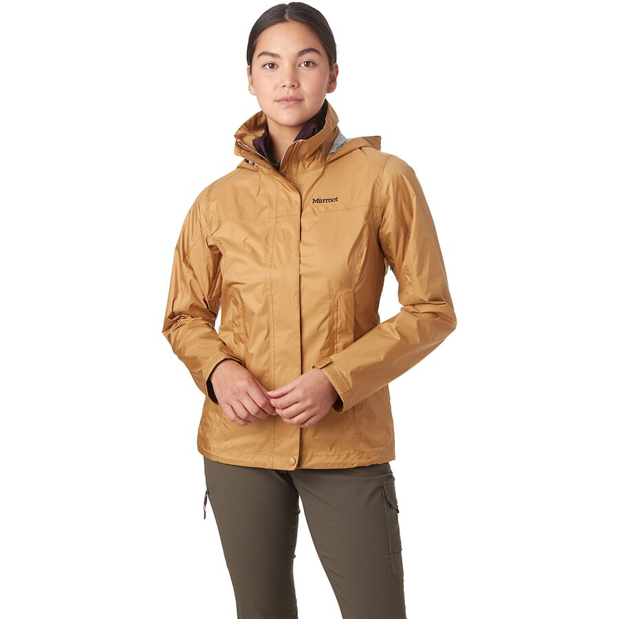 What To Bring to Iceland - Marmot PreCip Eco Jacket