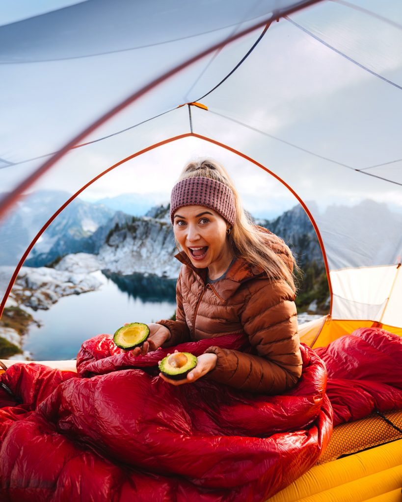 Female Backpacking Checklist