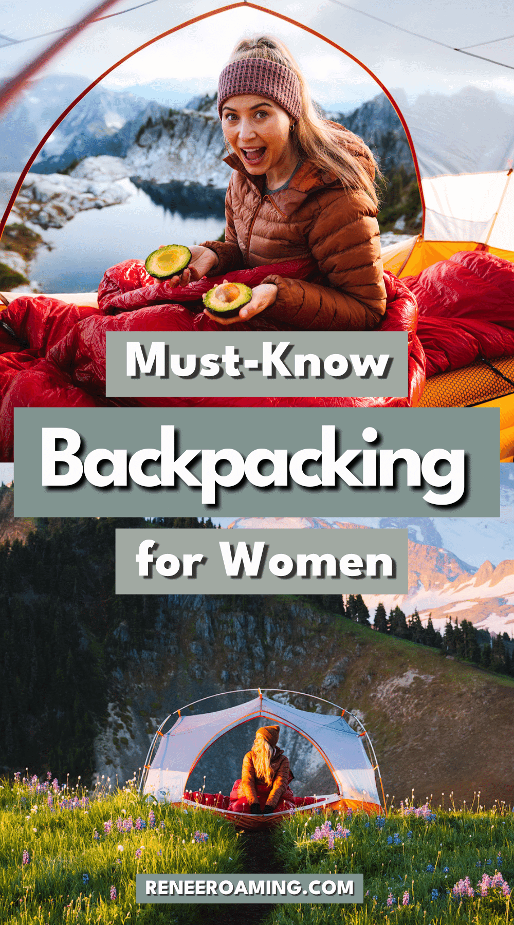 Must-Know Backpacking Tips For Women