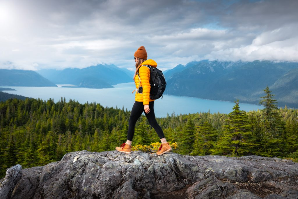 13 Incredible Things To Do In The Inside Passage Of Southeast Alaska - Hike Mount Riley in Haines