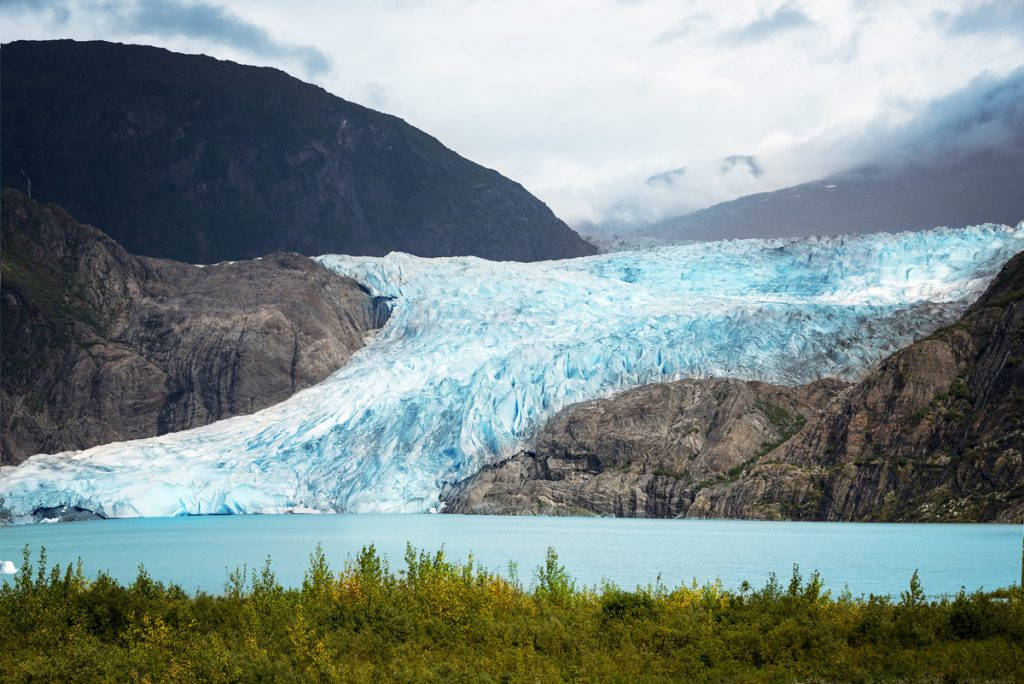 13 Incredible Things To Do In The Inside Passage Of Southeast Alaska - Visit Mendenhall Glacier