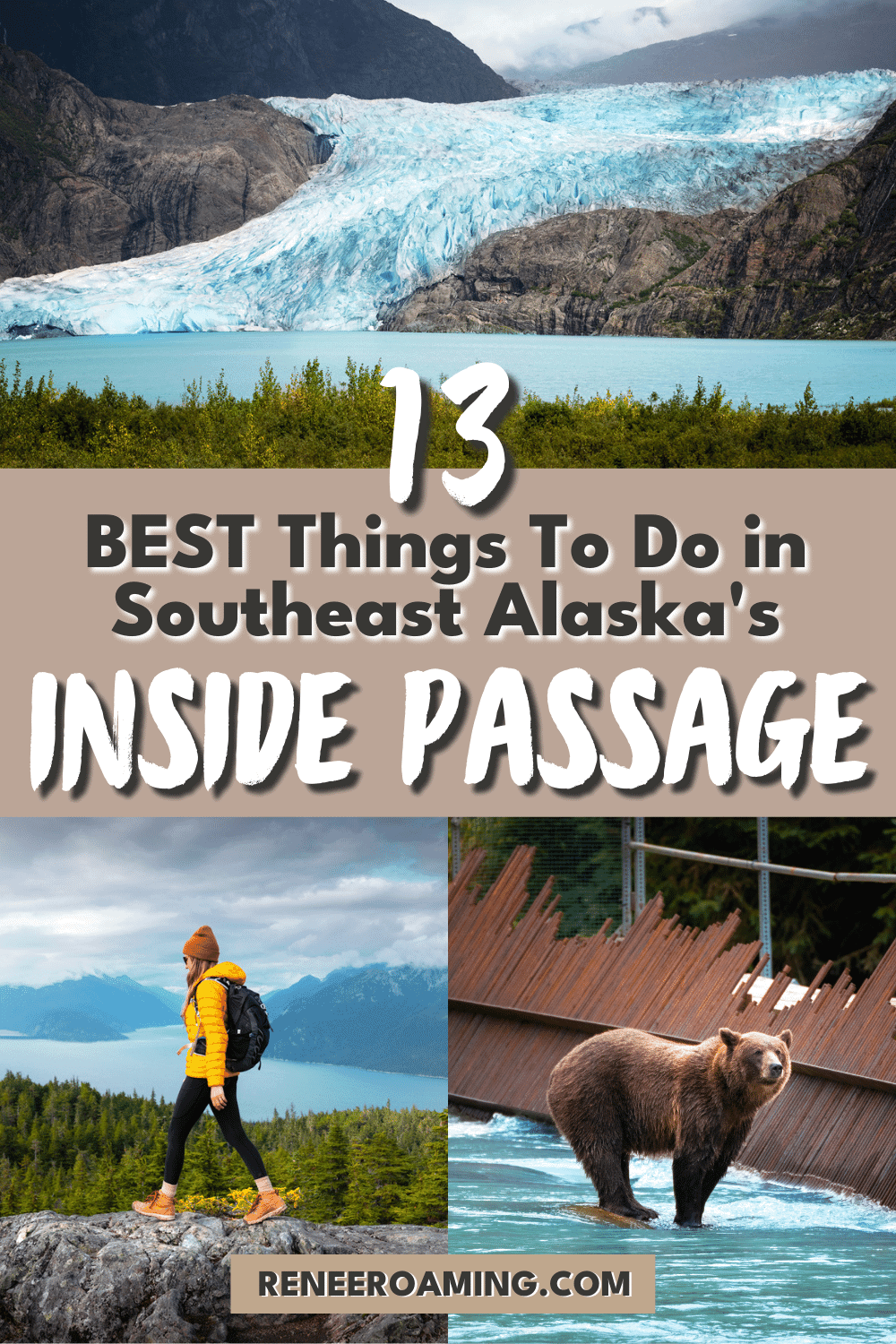 13 Incredible Things To Do In The Inside Passage Of Southeast Alaska