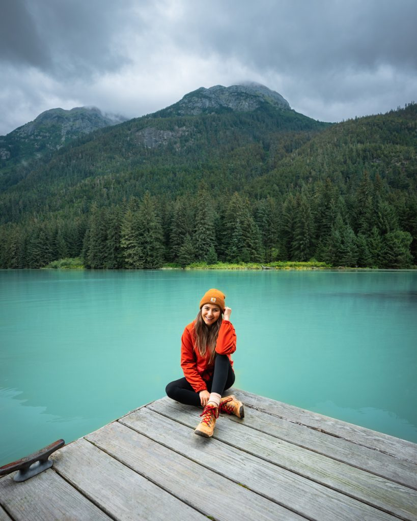 Epic 6 Day Southeast Alaska Itinerary - Chilkoot Lake in Haines
