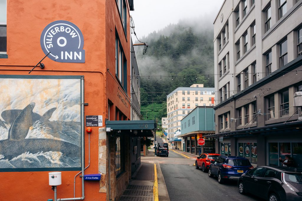 Epic 6 Day Southeast Alaska Itinerary - Silverbow Inn Juneau