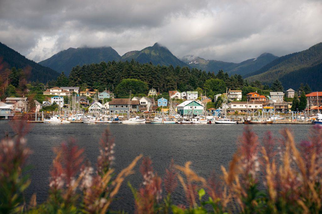 Epic 6 Day Southeast Alaska Itinerary - Sitka Harbor