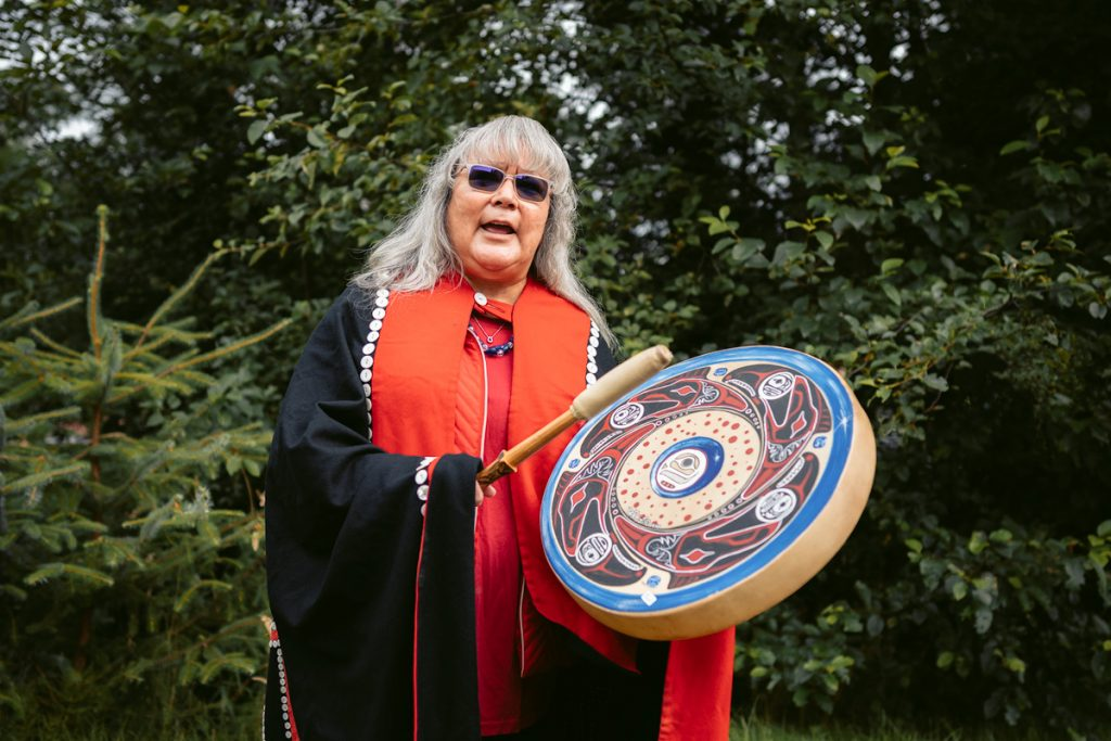 Tlingit Traditional Song Prince of Wales Island