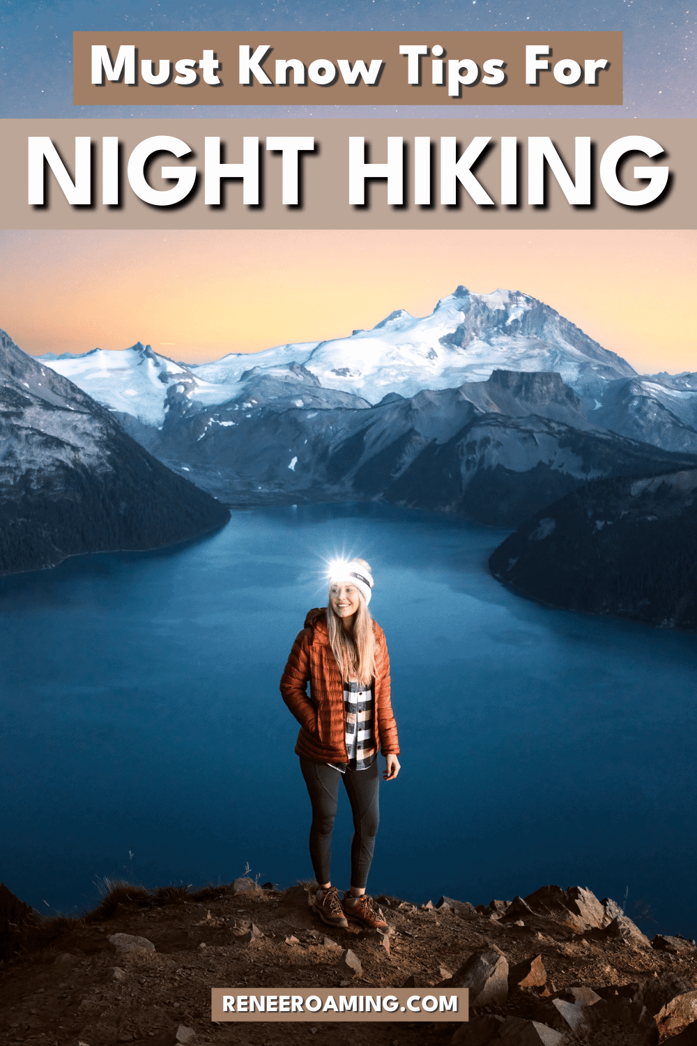 Must-Know Night Hiking Tips: How To Hike for Sunrise and Sunset