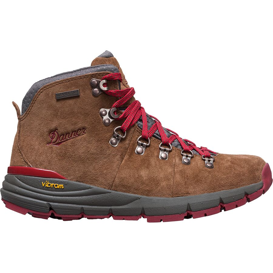 What To Pack for a Trip to Southeast Alaska - Danner Mountain 600 Hiking Boot